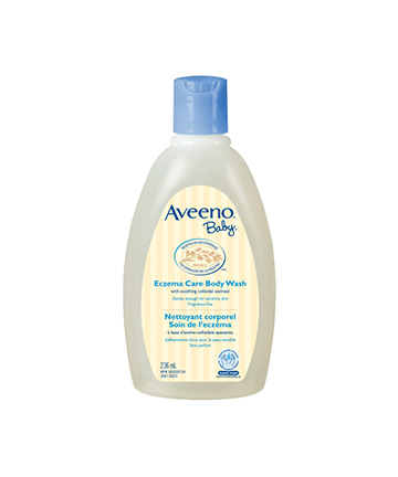 Aveeno Baby<sup>®</sup> Eczema Care Body Wash