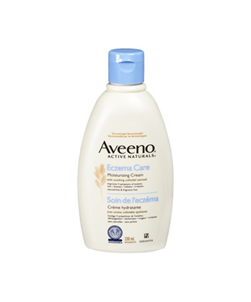 Aveeno<sup>®</sup> Eczema Care Moisturizing Cream