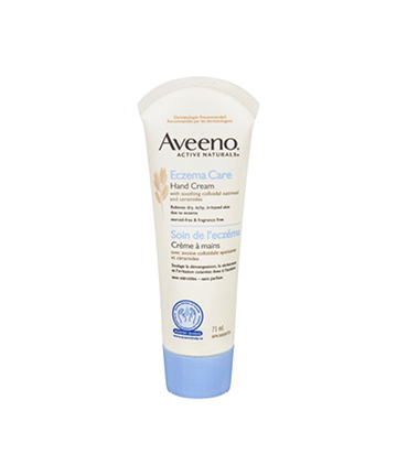 Aveeno<sup>®</sup> Eczema Care Hand Cream