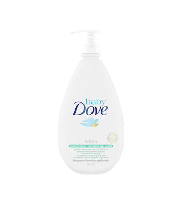 Baby Dove Lotion Sensitive Moisture – Fragrance Free