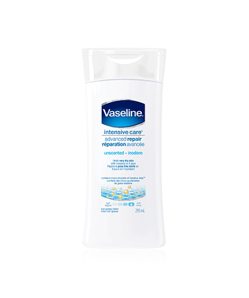 Vaseline<sup>®</sup> Advanced Repair Lotion – Unscented