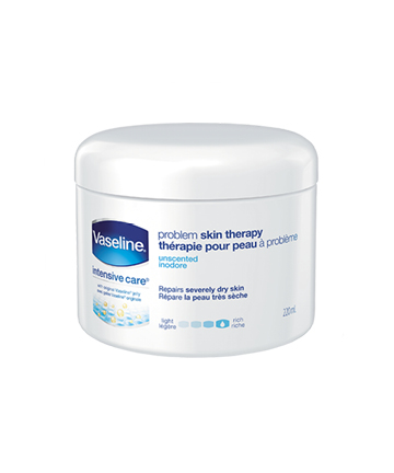 Vaseline<sup>®</sup> Problem Therapy Cream