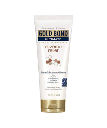 Gold Bond<sup>®</sup> Ultimate Eczema Relief Skin Protectant Cream