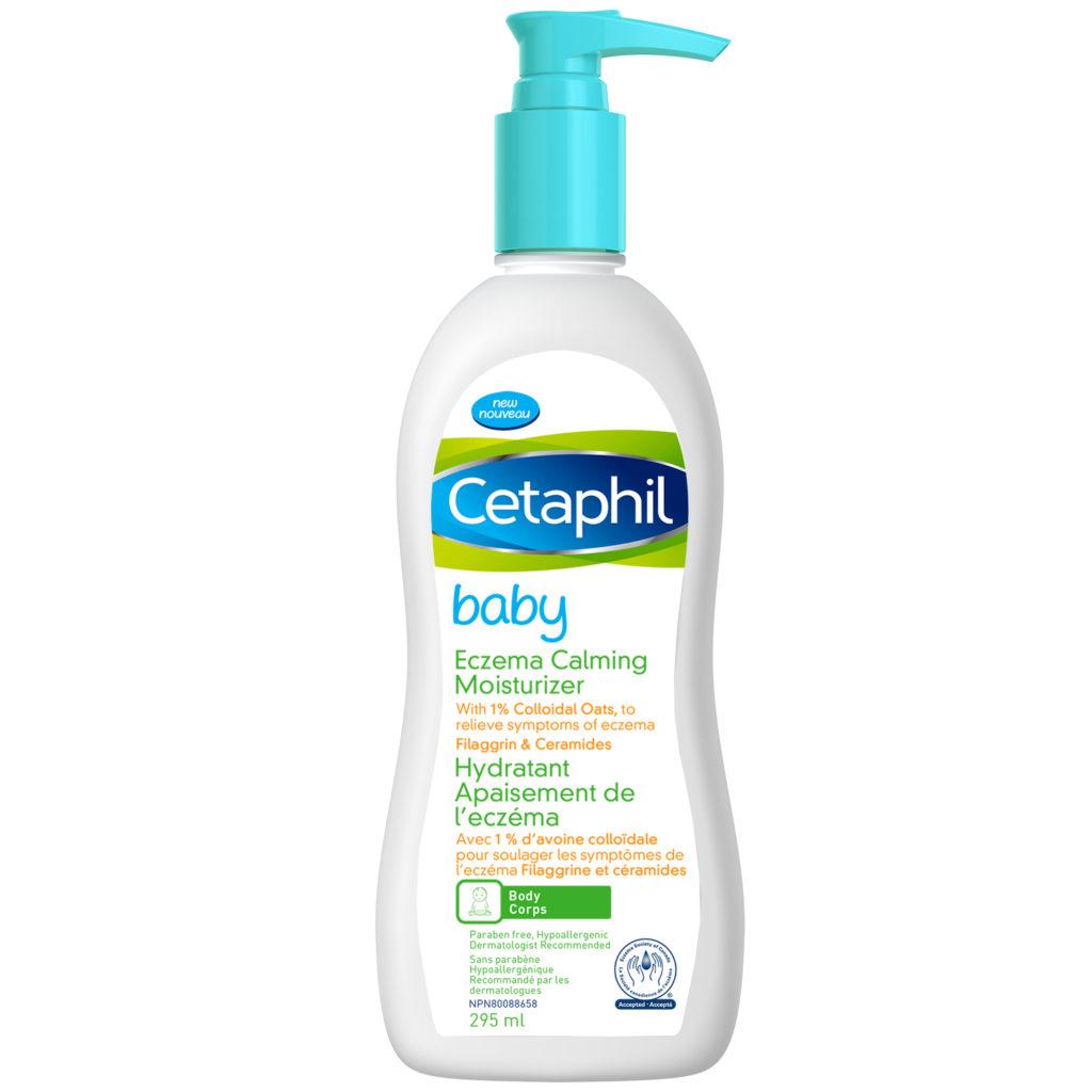 Cetaphil® Baby Eczema Calming Moisturizer