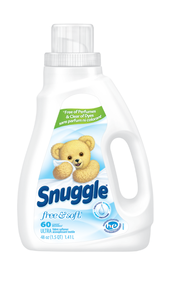 Snuggle® Free & Soft™ Fabric Softener Liquid