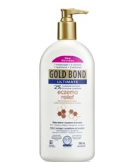 Gold Bond<sup>®</sup> Ultimate Eczema Relief Skin Protectant Lotion